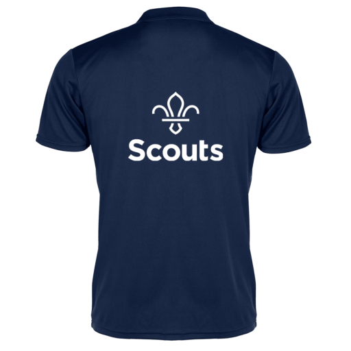 1st Harwell (St. Matthew's) Scout Group Custom Field Polo Shirt