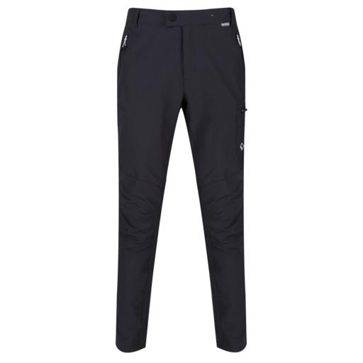 Regatta Men's Highton Multi Pocket Walking Trousers – Long – Seal Grey