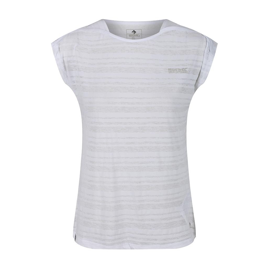 Regatta Women's Limonite III Active T-Shirt - White
