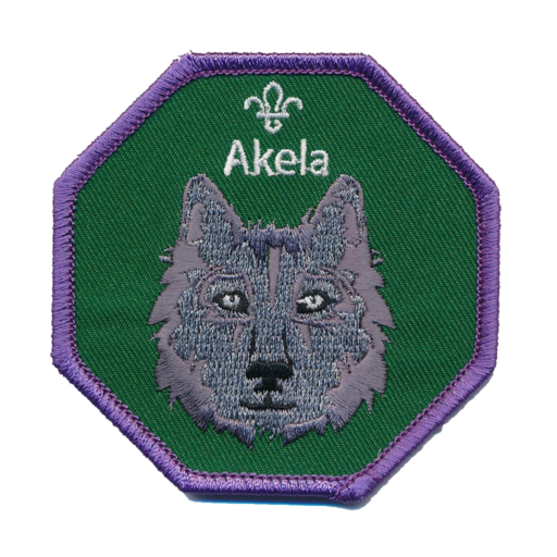 Cubs Akela Fun Badge