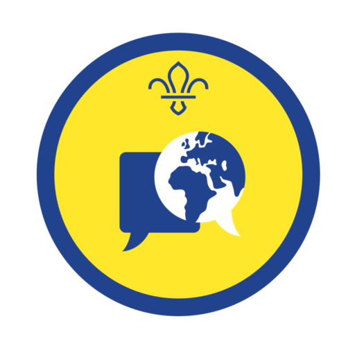 Beavers Global Issues Activity Badge