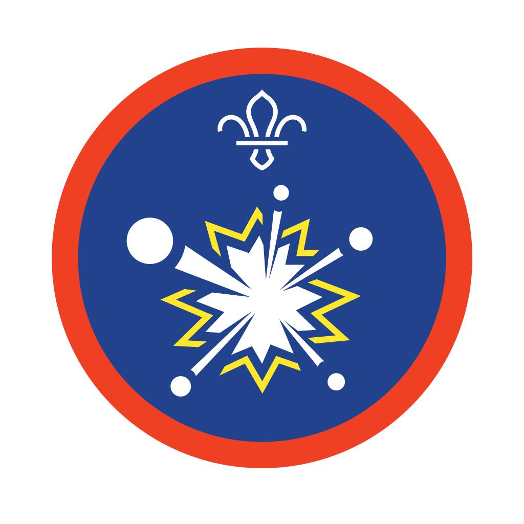 Scouts Scientist Activity Badge