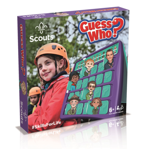 Scouts Guess Who Scouting Gift