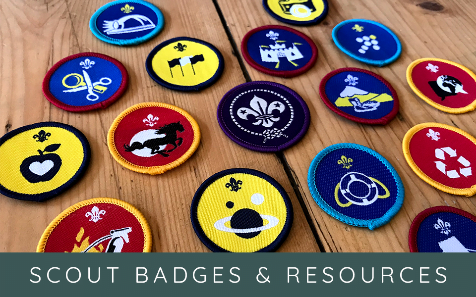 Scout Badges and Resources