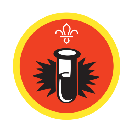 Cubs Scientist Activity Badge