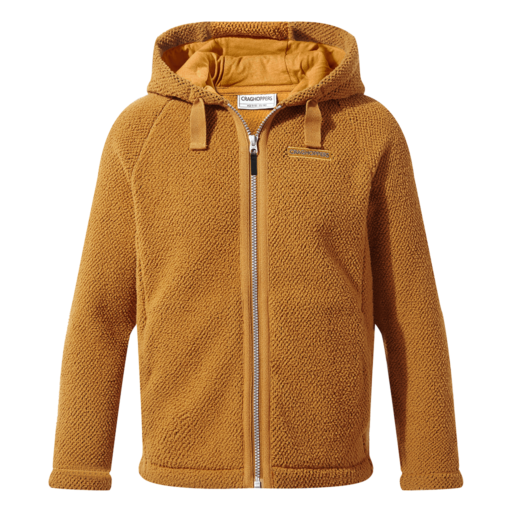 Craghoppers Kid's Brizio Jacket – Spiced Copper