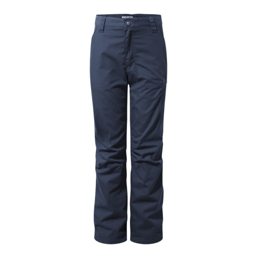 Craghoppers Kid's Kiwi Winter Lined Trousers – Dark Navy