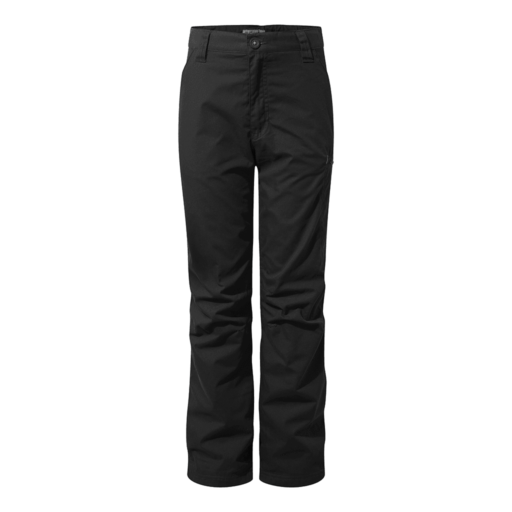 Craghoppers Kid's Kiwi Winter Lined Trousers – Black