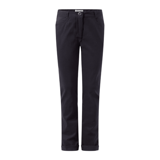 Craghoppers Girl's Dunalley Trousers – Dark Navy