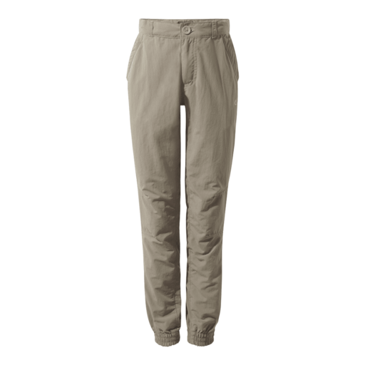 Craghoppers Boy's NosiLife Terrigal Trousers – Pebble