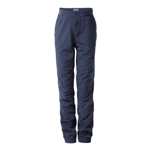Craghoppers Boy's NosiLife Terrigal Trousers – Blue Navy