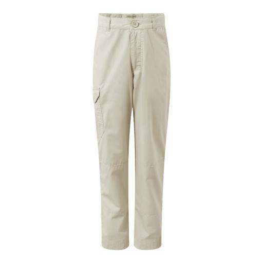 Craghoppers Kid's Kiwi II Trousers – Desert Sand