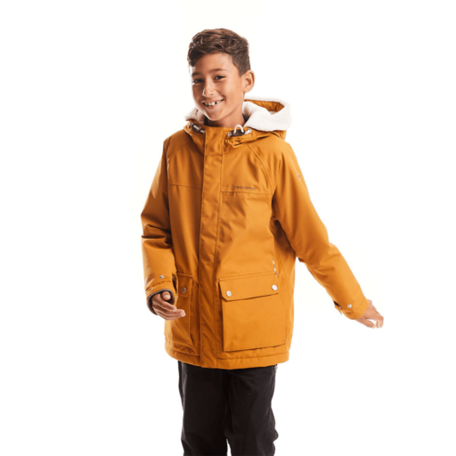 Craghoppers Kid's Arlberg Jacket – Spiced Copper