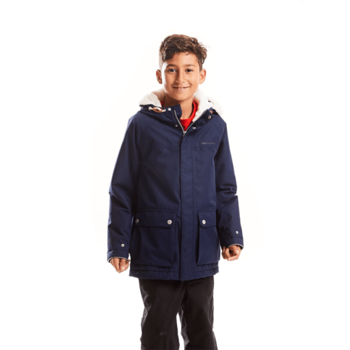 Craghoppers Kid's Arlberg Jacket – Blue Navy