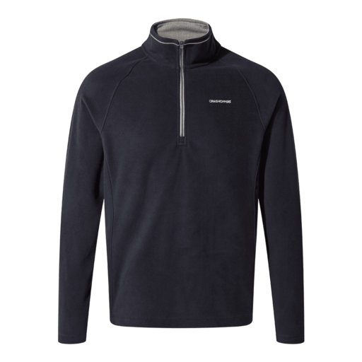 Craghoppers Men's Corey V Half Zip – Dark Navy
