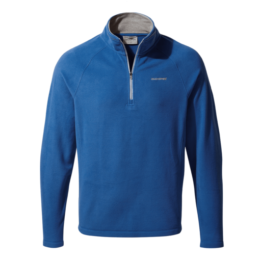 Craghoppers Men's Corey V Half Zip – Deep Blue