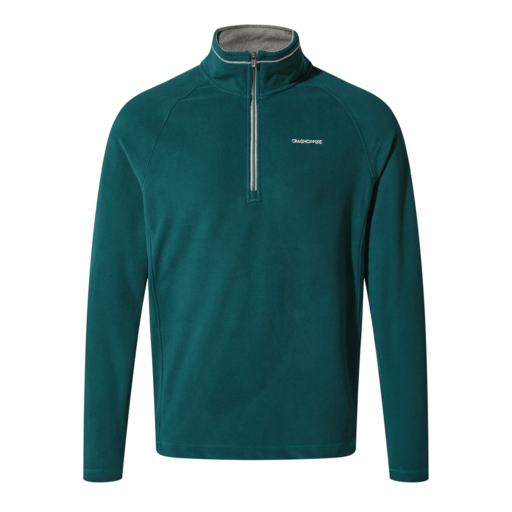 Craghoppers Men's Corey V Half Zip – Mountain Green