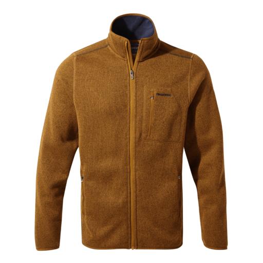 Craghoppers Men's Etna Jacket – Spiced Copper Marl
