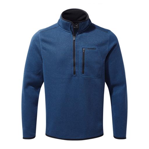 Craghoppers Men's Etna Half Zip – Deep Blue