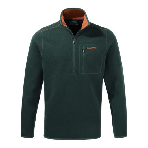 Craghoppers Men's Etna Half Zip – Mountain Green