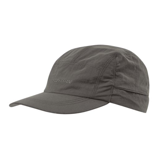 Craghoppers NosiLife Desert Hat II – Black Pepper