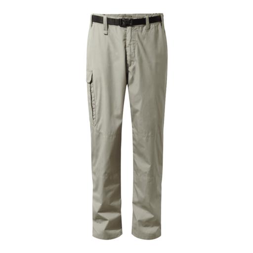 Craghoppers Men's Kiwi Trousers – Long – Rubble