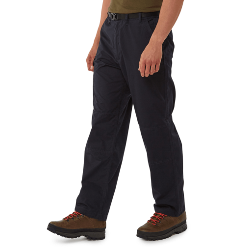 Craghoppers Men's Kiwi Trousers – Long – Dark Navy