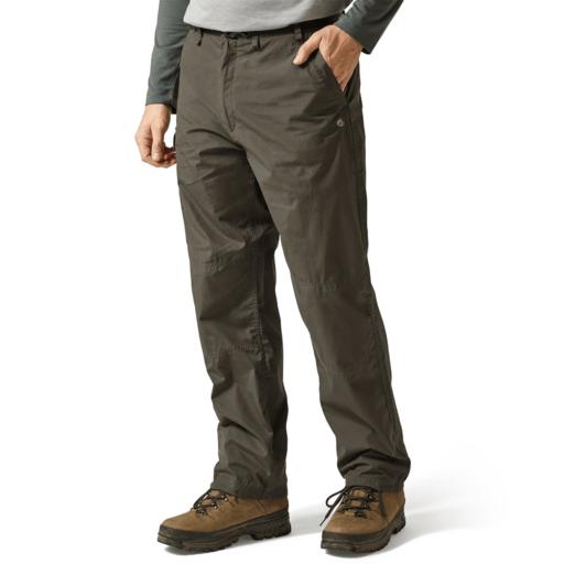 Craghoppers Men's Kiwi Trousers – Long – Bark