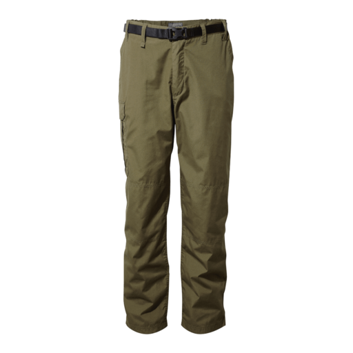 Craghoppers Men's Kiwi Trousers – Long – Dark Moss