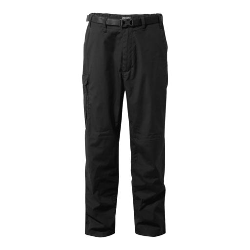 Craghoppers Men's Kiwi Trousers – Long – Black
