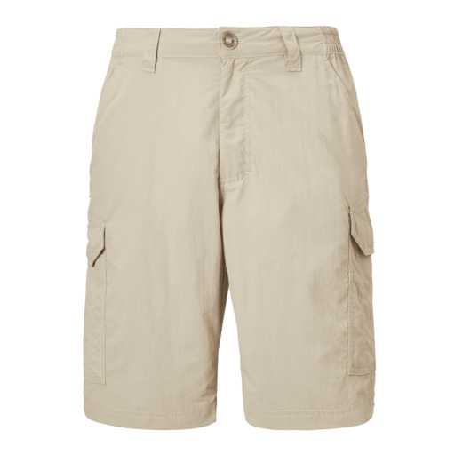 Craghoppers Men's NosiLife Cargo II Shorts – Desert Sand