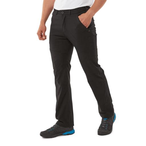 Craghoppers Men's Kiwi Pro II Winter Lined Trouser – Regular – Black