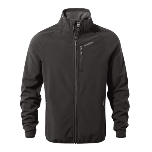 Craghoppers Men's Baird Jacket – Black Pepper