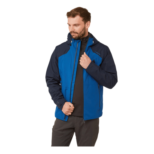 Craghoppers Men's Balla Jacket – Deep Blue / Blue Navy
