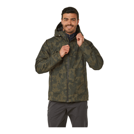 Craghoppers Men's Balla Jacket – Camo Print