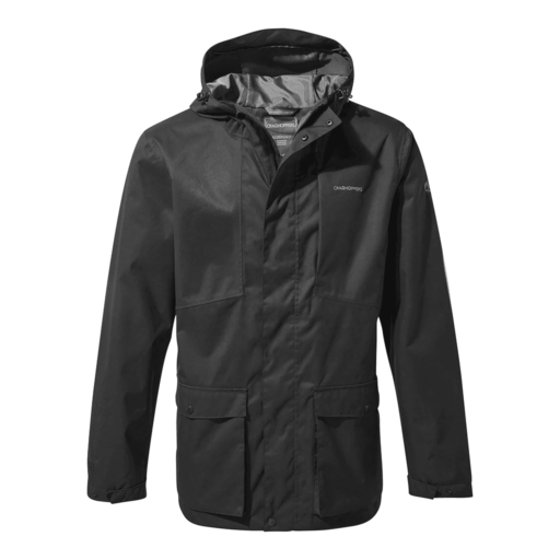 Craghoppers Men's Kiwi Classic II Jacket – Black