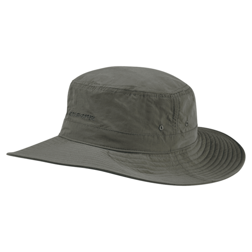 Craghoppers NosiLife Sun Hat – Dark Khaki