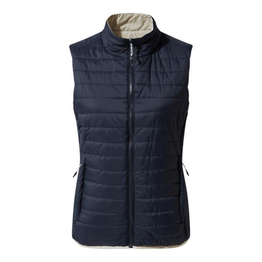 Craghoppers Women's Compresslite III Vest – Blue Navy / Calico