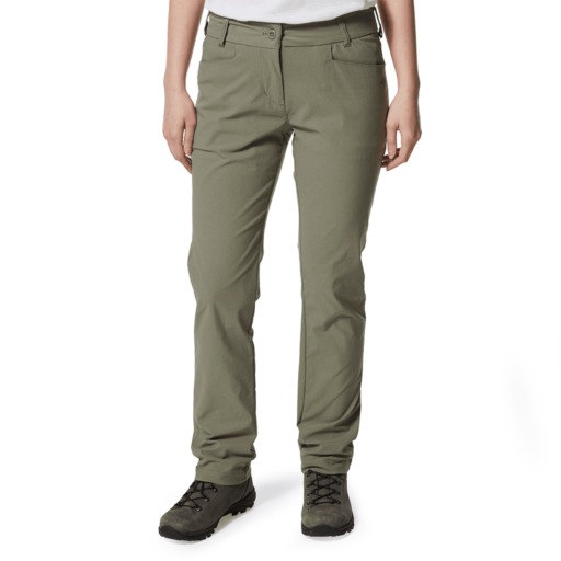 Craghoppers Women's NosiLife Clara II Pant – Regular – Soft Moss