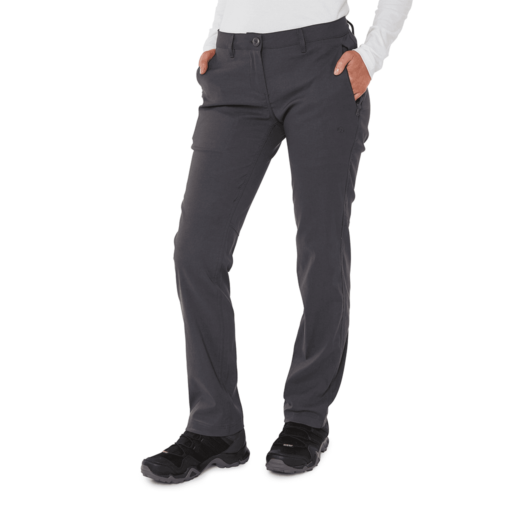 Craghoppers Women's Kiwi Pro II Trouser – Long – Graphite
