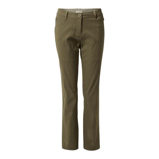 Craghoppers Women's Kiwi Pro II Trouser – Long – Mid Khaki