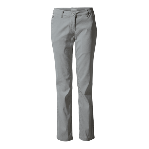Craghoppers Women's Kiwi Pro II Trouser – Long – Cloud Grey