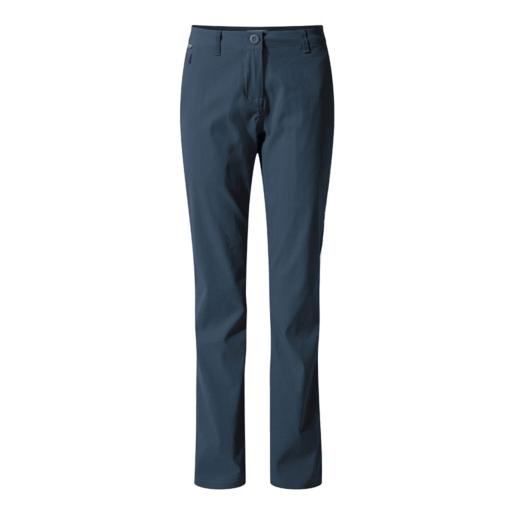 Craghoppers Women's Kiwi Pro II Trouser – Long – Loch Blue