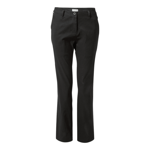 Craghoppers Women's Kiwi Pro II Trouser – Long – Black