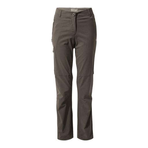 Craghoppers Women's NosiLife Pro II Trouser – Long – Charcoal