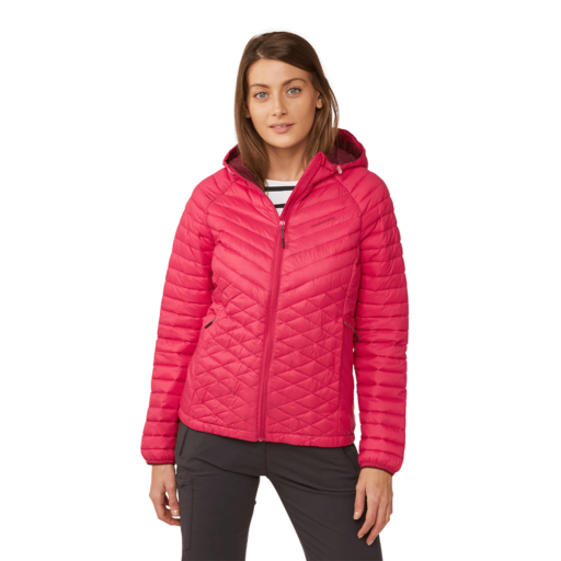 Craghoppers Women's Expolite Hooded Jacket – Winter Rose