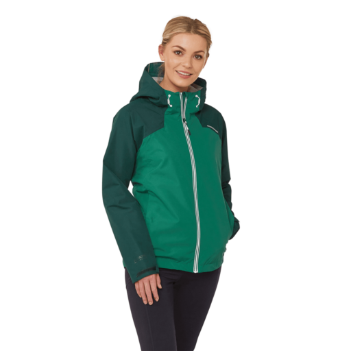 Craghoppers Women's Toscana Jacket – Mountain Green / Verde