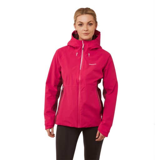 Craghoppers Women's Haidon Jacket – Winter Rose
