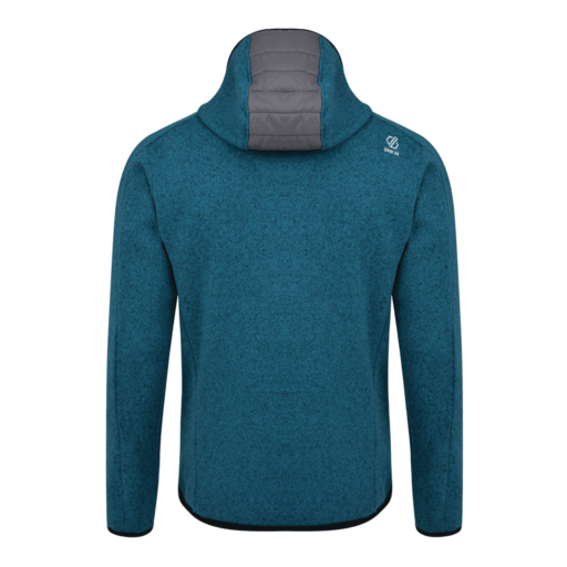 Dare 2b Men's Galore Sweater – Ocean Depths Marl / Aluminium Grey