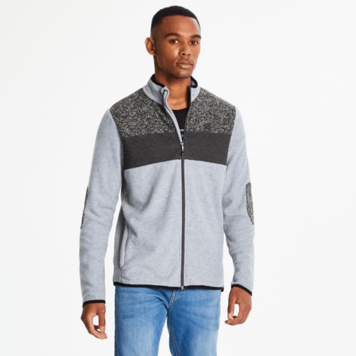 Dare 2b Men's Incluse Sweater – Ash Grey Marl